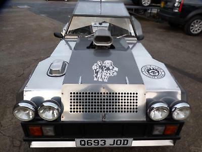 One off Mad Max Kit Car Ford Enigma pro built PX or swap welcome