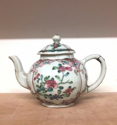 early 18th century teapot