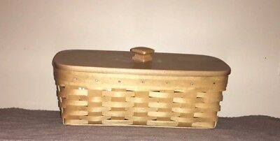 Longaberger envelope basket