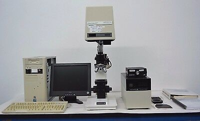 Nanometrics Nanospec 4000 Film Thickness Measurement System