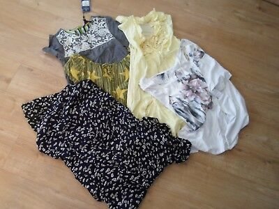 6 Ladies Tops Dress Skirts  Clearance End Of Lines Mixed Sizes Over £100 Rrp