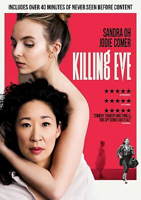 Killing Eve [DVD]