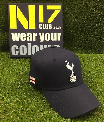 Tottenham Hotspur England St George Cap Adult Fit  *OFFICIAL THFC PRODUCT*