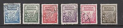 INDONESIA  STAMPS USED . Rfno.1260.