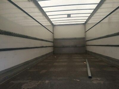 Lorry Container tail lift box