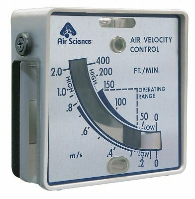 Air Science Continuous Airflow Display   DWT-MTR