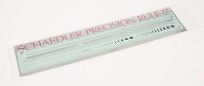 Schaedler #18-IMP Precision Rule New!