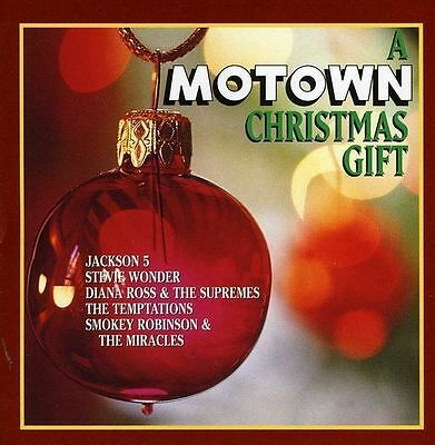 A MOTOWN CHRISTMAS GIFT - Various Artists - **BRAND NEW/ FACTORY SEALED** - CD