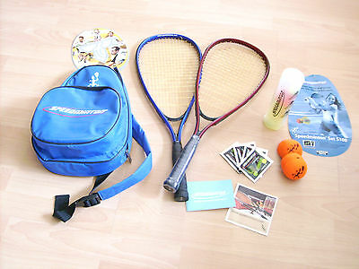 Speedminton S100 Speedminton Set Speed Badminton Set Federball