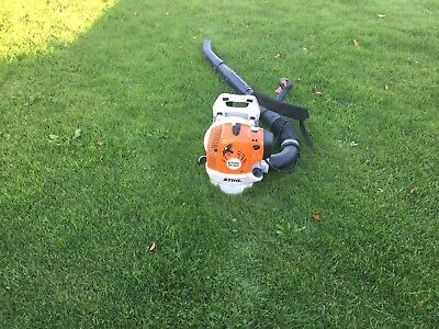 2017 Stihl Br200 Petrol Backpack Leafblower