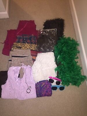 Bundle Of 70s Style Fancy Dress