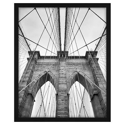 16x20 Black Poster Frame - Designed to Display Vertically or Horizontally