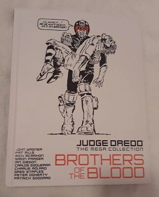 Judge Dredd Mega Collection Volume 53 Brothers of the Blood Issue 63 UK Hachette