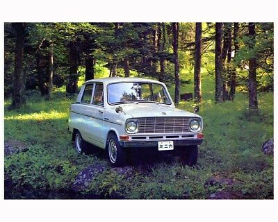 1964 ? Mitsubishi Minica 350 Microcar Factory Photo ca2792