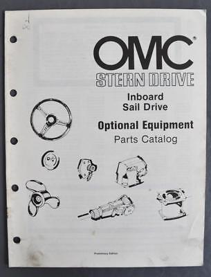 6269733 Camshaft Assembly 1982 OMC Stern Drive