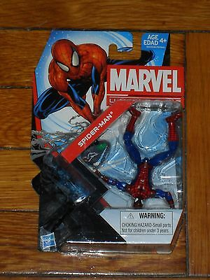 Marvel Universe Series 5 #014 Spider-Man 3.75in. Action Figure