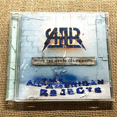 The All-American Rejects - When The World Comes Down UICS-1183 JAPAN CD  K-2985+