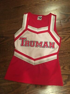 "Truman Cheerleading Uniforms for ""Bring It On: the Musical"" for Girls and Guys"
