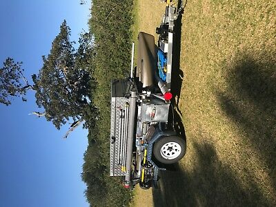 camper trailer with hobie kayak, excellent condition, always stored in garage
