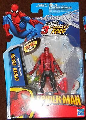 "Action Figure Hasbro Spider-Man Web Shield 3 3//4/"" AF2"