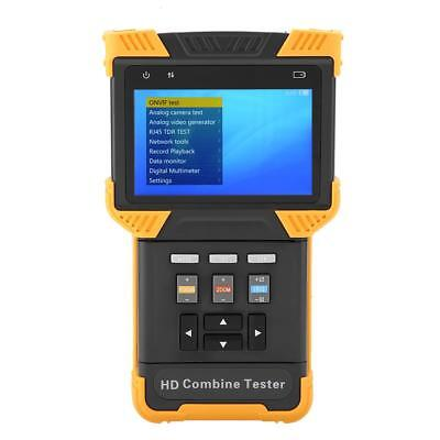 DT-T60 CCTV TESTER 1080P IP Analog Camera Tester 4.0 Inch HD Combine Tester