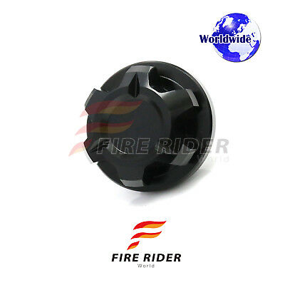 CNC KOL Engine BLACK Oil Filler Cap 1pc For For Kawasaki Z750/S 06-10 07 08 09