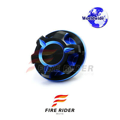 CNC KOL Engine BLUE Oil Filler Cap 1pc For For Triumph Baby Speed 02-06 03 04