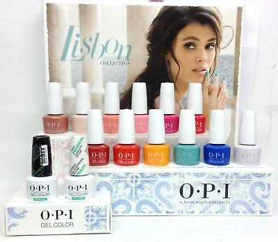 OPI Gelcolor Soak-off Nail Polish LISBON Collection - Pick Any Color