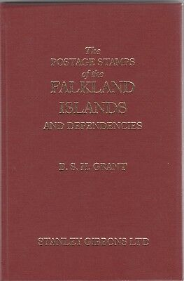 Postage Stamps Of The Falkland Islands And Dependencies--B S H Grant