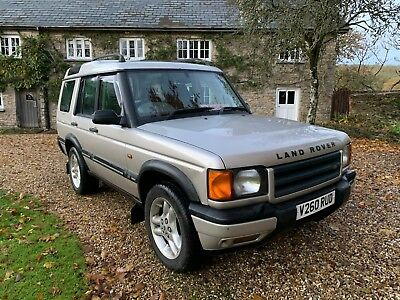 2000 Landrover Discovery TD5 ES Automatic -NEW MOT- CARDS TAKEN - HEATED LEATHER