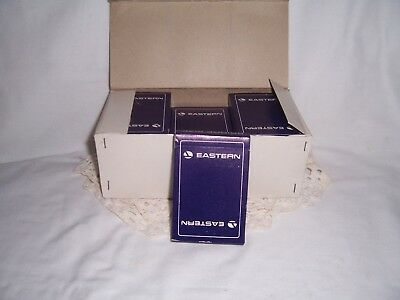 Box Lot of 15 Eastern Airlines Playing Cards NIB