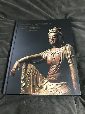 Contemplating the Divine (Fine Buddhist Bronzes & Art) 5/30/18 Christies Catalog