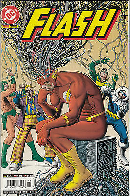 DC PRÄSENTIERT (deutsch) # 18 - FLASH 5 - PANINI 2003 COMICS - TOP