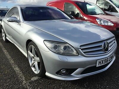 2007 Mercedes-Benz Cl500 5.5 V8 **beautiful Car - Great Spec And Performance!!**