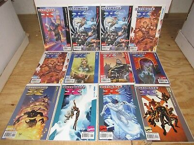Ultimate X-Men (2001) 1-50 + Annuals 1-2 + Extras - Full Run (57 Issues)