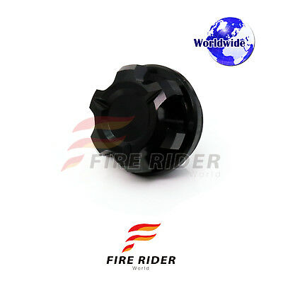 CNC KOL Engine BLACK Oil Filler Cap 1pc For For Triumph TT 600 00-03 01 02 03