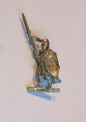 GONDORIAN SPEARMAN,LORD OF THE RINGS,CITADEL,GAMES WORKSHOP,WARHAMMER,METAL, (a)