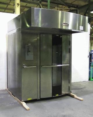 Baxter OV500G2-EE Stainless Steel Rotating Rack Oven Natural Gas DOM 3/14