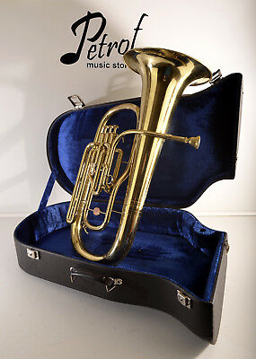 Rare Vintage Top Quality Euphonium B&S+Mouthpiece&Original Hard Case~PROMO PRICE