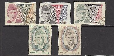 PAKISTAN STAMPS USED   .Rfno A130.