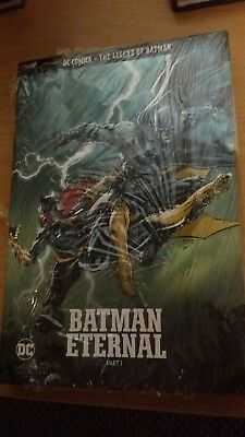 *NEW* EAGLEMOSS COLLECTIONS - BATMAN ETERNAL (PART 1) HardBack Graphic Novel