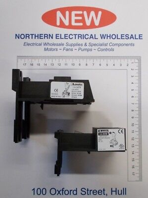 Lovato Mounting Bracket To Suit Rf25 & Rf95 Overload Relay (Please Select)