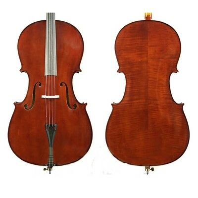 4/4 Size Cello Outfit Student Extra / Student Extra (Enrico)
