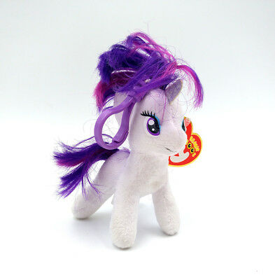 """8"""" TY Beanie Boos Leona Horse My Little Pony Girl Gift New Plush Toys With Tag"""