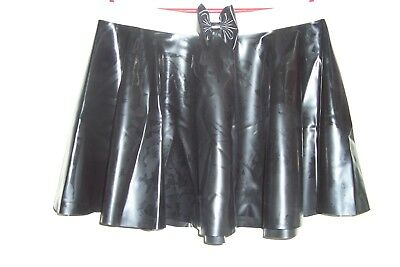 Latex  Rock  Engl.  Rubber   Latex  Gr. L Schwarz   Neu