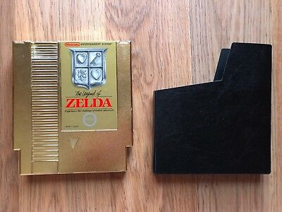 The Legend of Zelda Gold Edition (Nintendo Entertainment System, 1987)