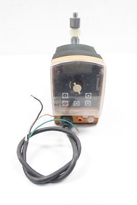 Prominent GALA1008PPE260UD012100 Metering Pump 1.3gph 145psi 110v-ac