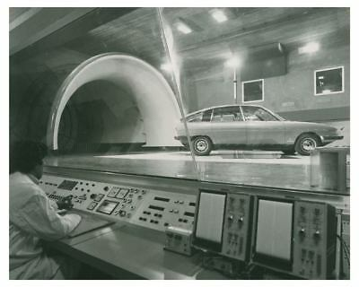1979 Citroen Pininfarina Automobile Factory Photo ch3818