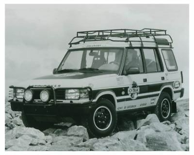 1997 Land Rover Discovery XD Automobile Factory Photo ch4222