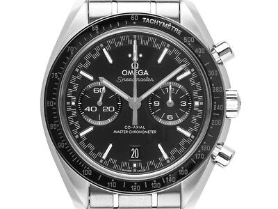 Omega Speedmaster Racing Co-Axial Master Stahl Automatik Chronograph